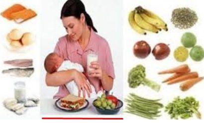 Halo Para Bunda, Ayo Konsumsi Makanan Terbaik Bagi Ibu Menyusui Mulai Dari Sekarang
