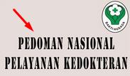 Apa saja Pedoman Nasional Pelayanan Kedokteran (PNPK)