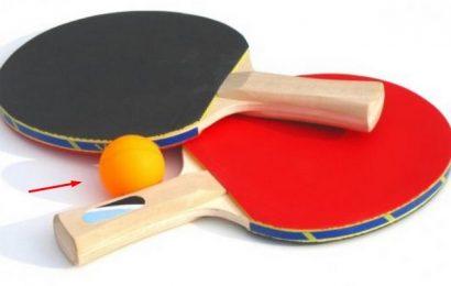 4 Cara Memegang Raket / Bet Tenis Meja / Ping Pong Yang Baik Dan Benar