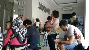 Jam Buka Dokter Spesialis Anak di Rumah Vaksinasi di Condet Kramat Jati Jakarta Timur