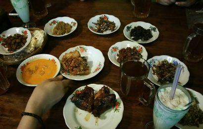 Kuliner Seru dan Kenyang di Mbah Jingkrak Setiabudi (MJS) di Jakarta