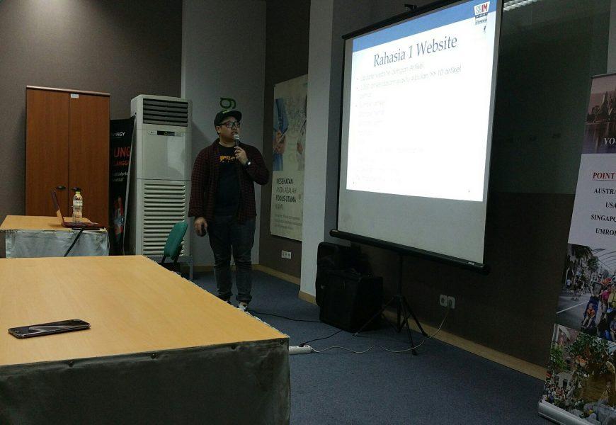 Belajar Online Internet Marketing di Indonesia – Daftar disini https://bit.ly/online-class-reg