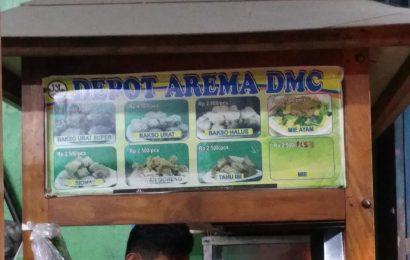 Bakso Malang Enak di Depot Arema 88 (DMC) Kawasan Condet Kramat Jati