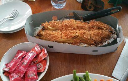 Macaroni Panggang Kuliner Wajib di Bogor