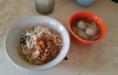 Mie Ayam Bangka Enak di Condet Kramat Jati Jakarta Timur – Pesen Hubungi 081390093335
