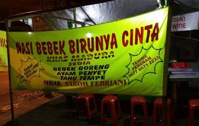 Nasi Bebek Ayam Penyet Khas Madura yang Paling Enak di Condet Jakarta yang telah di Cobain – Hubungi 087786712233